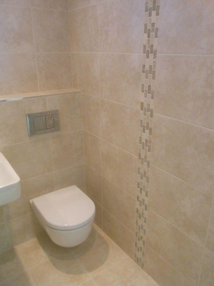 google image result  wall and floor tiles cream bathroom