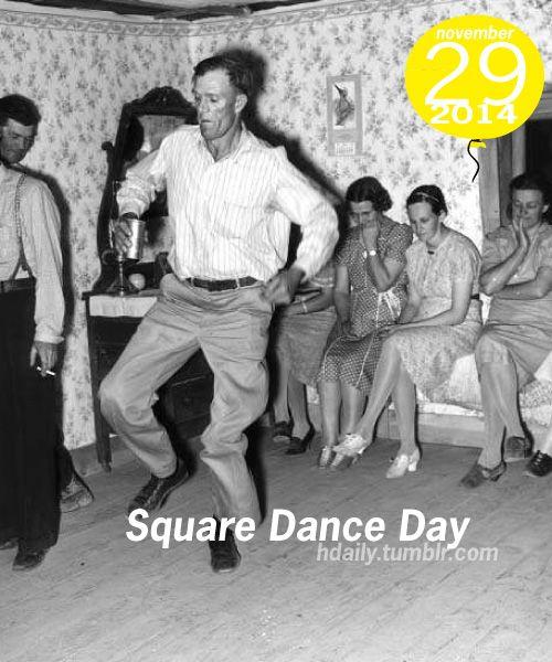 Square Dance Day!
