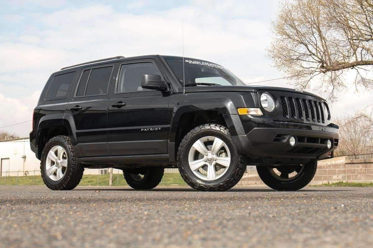Ground Clearance Jeep Patriot Jeep Jeep Patriot Chrysler Jeep