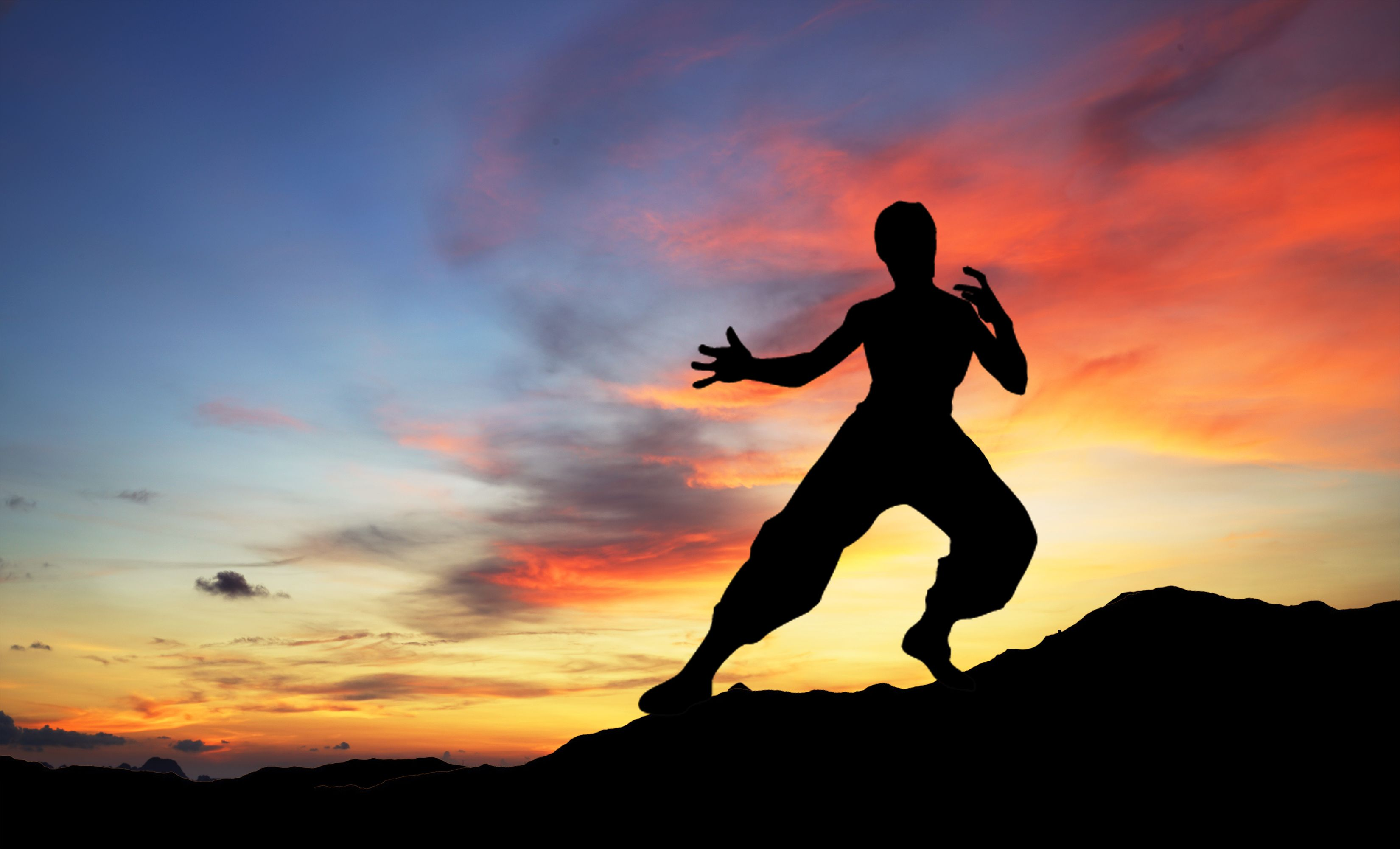 Learn chinese kung fu and feel the charm of chinese kung fu