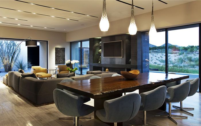 spectacular contemporary columns. Spectacular Luxury Desert House  Home Design Pinterest Deserts