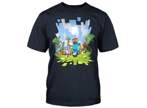 Minecraft Adventure Youth T-Shirt $12.61 #topseller