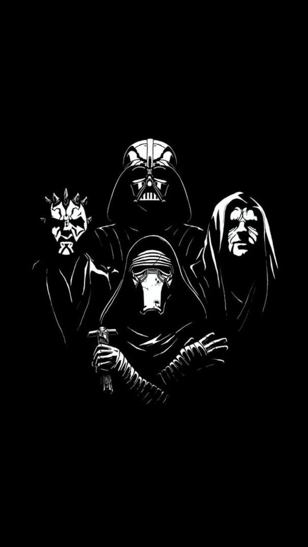 Darth Vader Star Wars Wallpaper Iphone In 2020 Star Wars Wallpaper Iphone Star Wars Wallpaper Star Wars Background