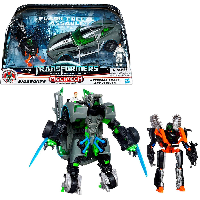 Amazon.com: Transformers 3 Dark Of The Moon Human Alliance