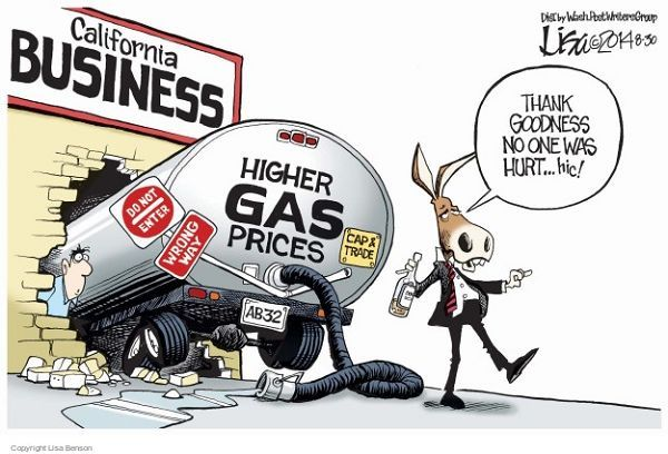 Image result for california economy cartoons