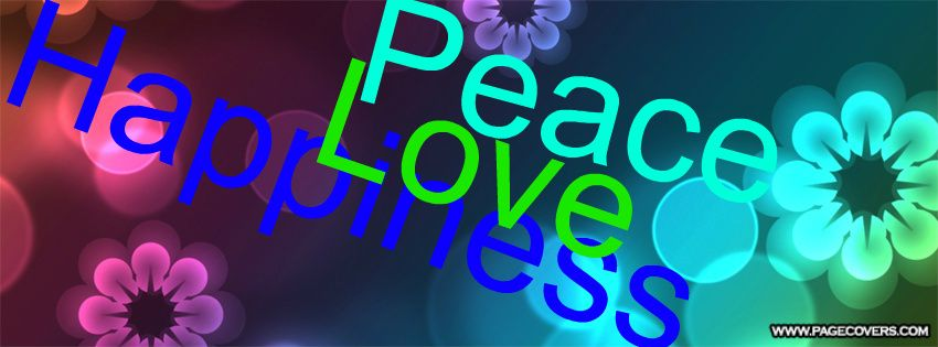 Peace Love Happiness Quotes | Peace Love Happiness Cover Comments
