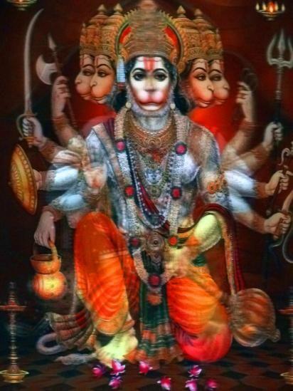 Anjaneya Swamy Hd Images
