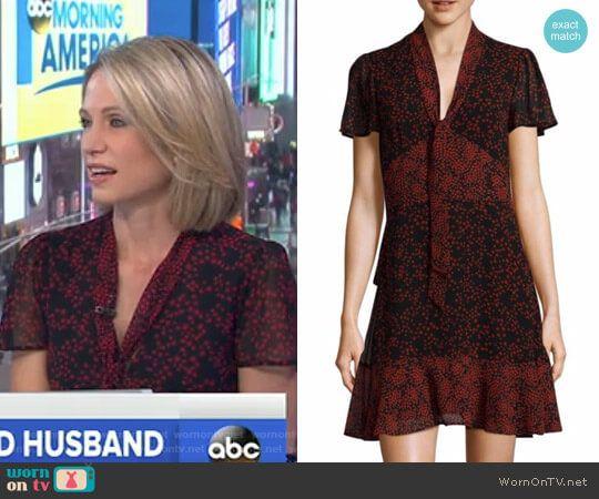 Michael Michael Kors Star Mix A Line Dress Good Morning