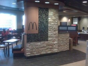 Mcdonalds Interior Design mcdonald's interior - colleyville | restaurant design | pinterest