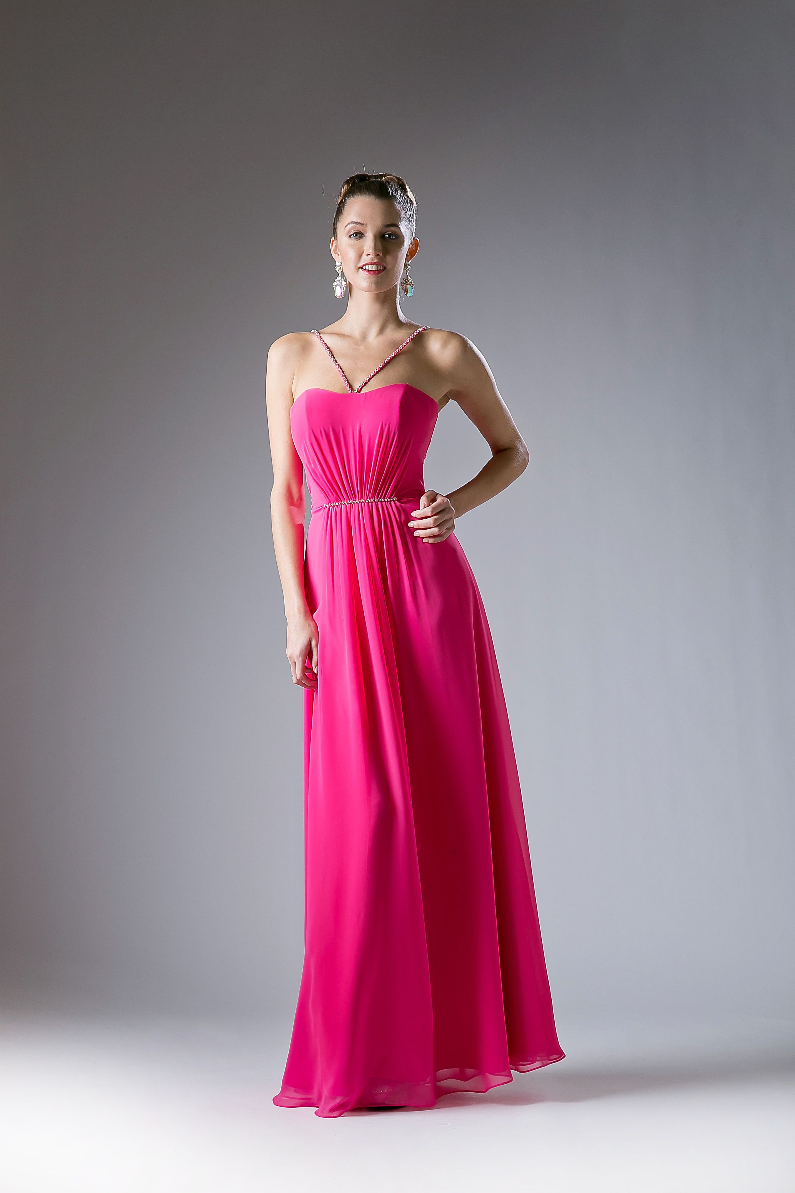 Evening long gown bridesmaid prom dress products pinterest