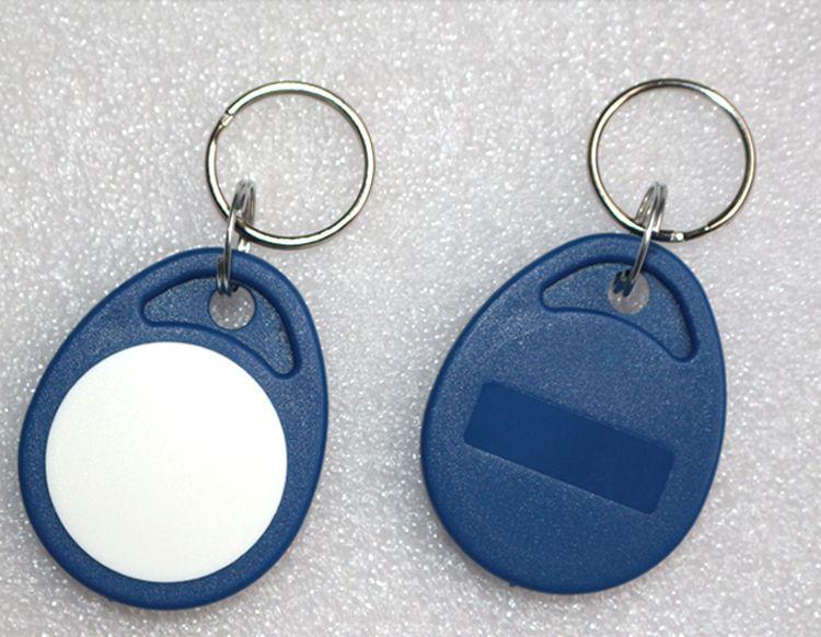 RF Access Control Card Plastic Blue duplicator key