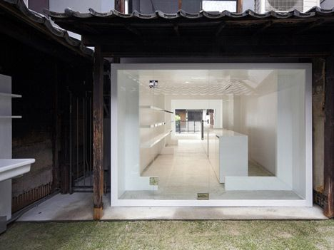 High Quality Architect Keiichi Hayashi Of Japan Has Converted This Traditional Timber  Townhouse In Central Kyoto Into A