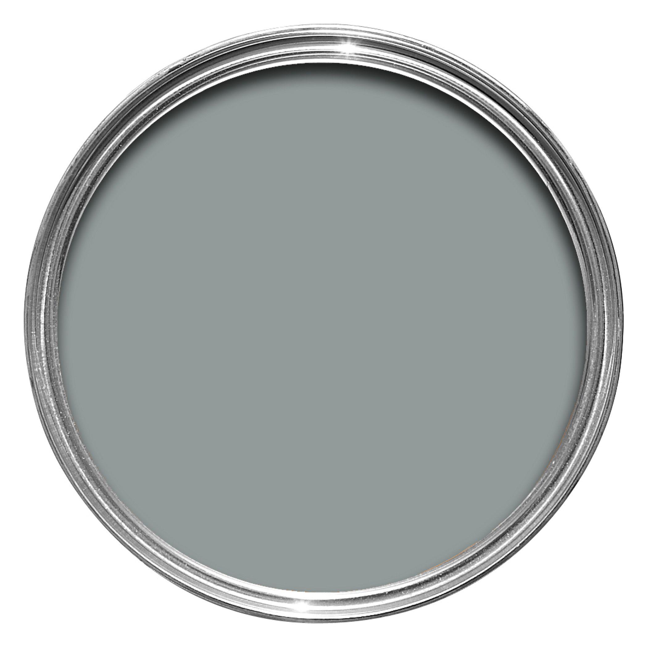 Leyland Trade Heavy Duty Frigate Grey Satin Floor Paint5l Floor Painting Satin And Grey