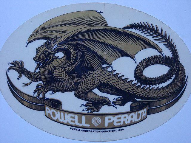 Golden Dragon, 1980, VCJ by spider™, via Flickr