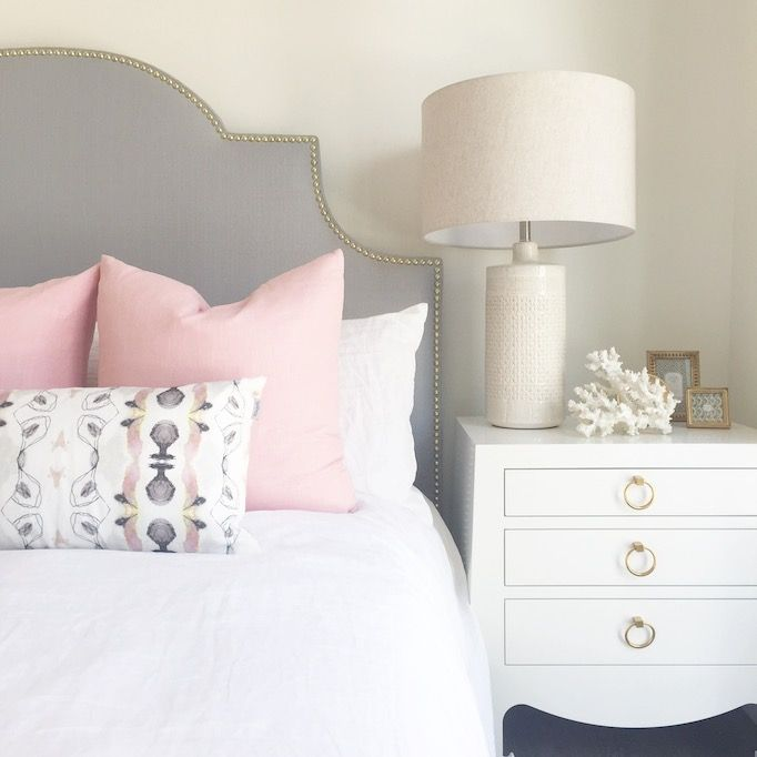 Simplifying Options For Upholstered Bedheads Gallerie B