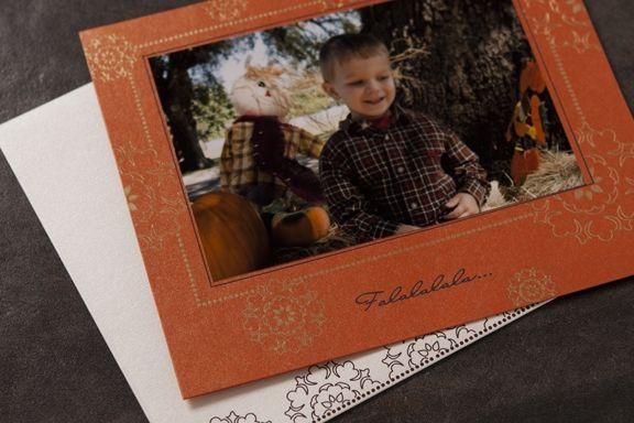 Falala Custom Holiday Cards