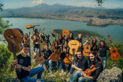 Γιάννενα: Η καλοκαιρινή δραστηριότητα του Κιθαριστικού Συνόλου
