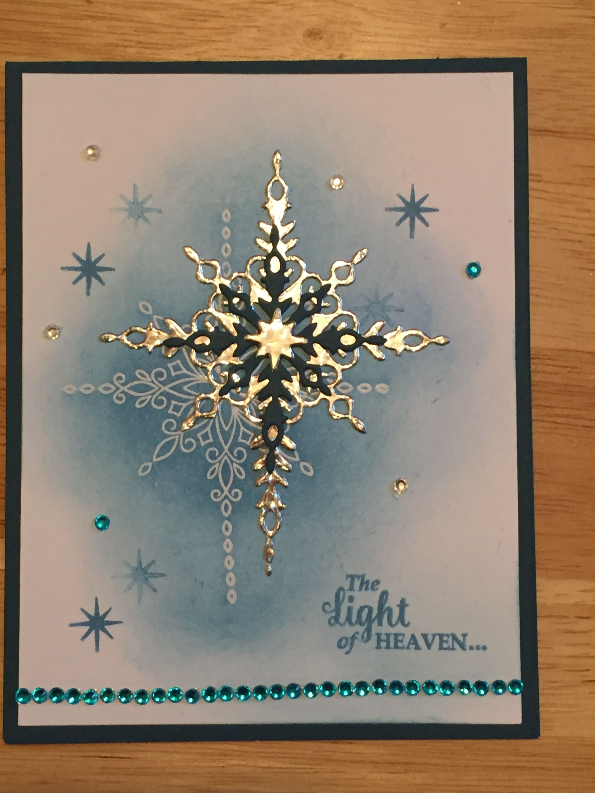 Pin by marilyn kelly on stampin up 17 pinterest card ideas bright star christmas cards card crafts greeting cards scrapbook card ideas friendship scrapbooking kristyandbryce Images