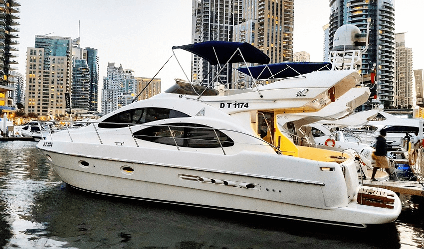 New Year Eve Yacht Rental Dubai Luxury