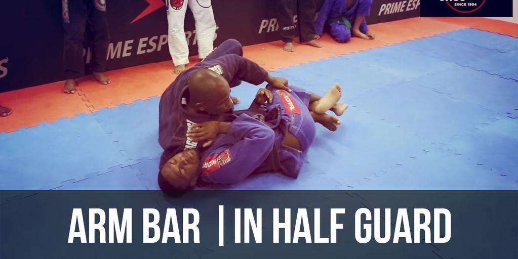 Arm Bar | in Half Guard #DRUB #BJJ #MMA #Grappling #Judo #Jiujitsu #Brazilianjiujitsu