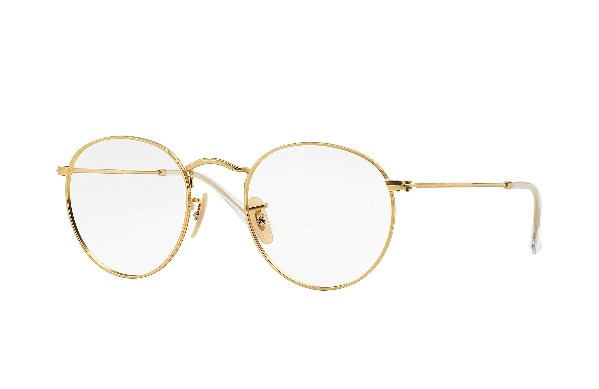 8a58f40f9 Ray-Ban 0RX3447V-RB3447V Gold OPTICAL | Wardrobe Wishes | Emily ...