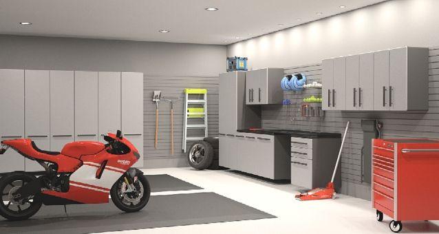 Possible Ultimate Garage