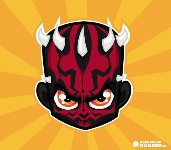 Star wars episode 6 5 by boudewijn danser via behance