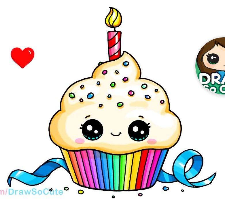 Torta De Cumpleanos Facil De Dibujar Busqueda De Google Dibujos Kawaii Dibujos Kawaii 365 Kawaii