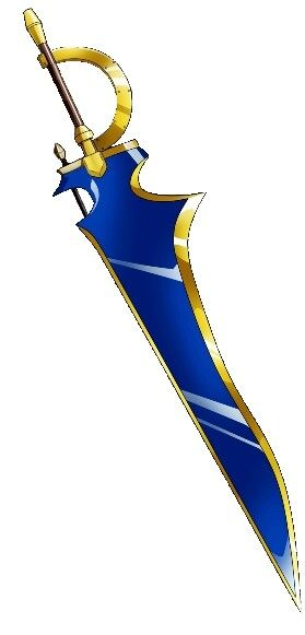 Durandal  xenovia's weapons from highschool dxd | High School DxD