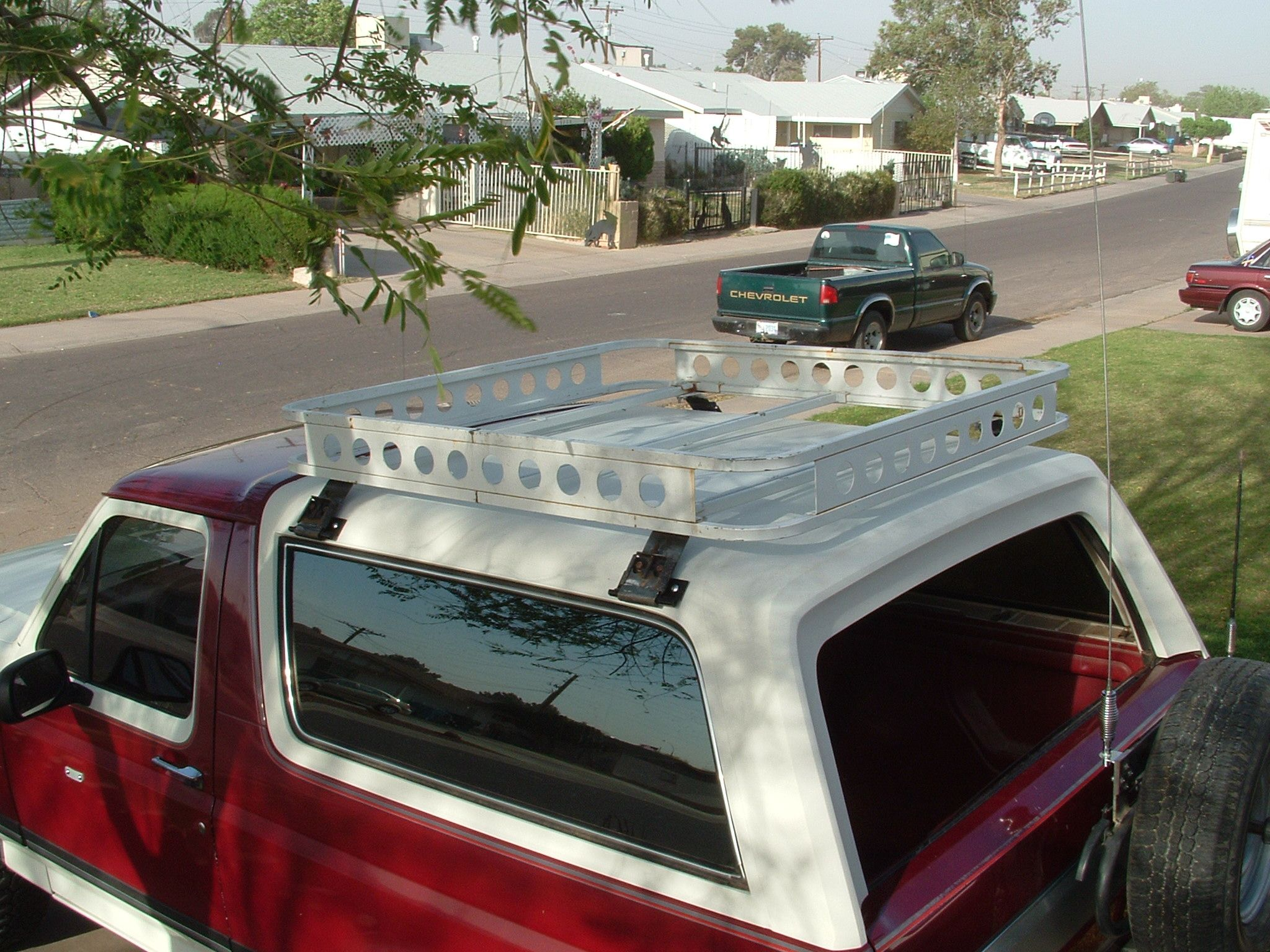 1990 Ford Bronco Roof Rack Picture Supermotors Net Ford Bronco Roof Rack Bronco