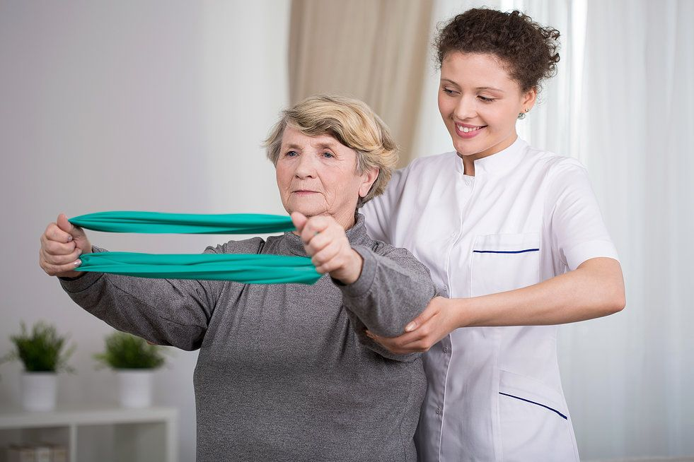 In Home Elderly Care And Common Exercise Mistakes http