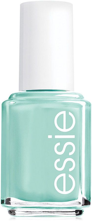 Essie Nail Color, Mint Candy Apple #PinScheduler http://mbsy.co ...
