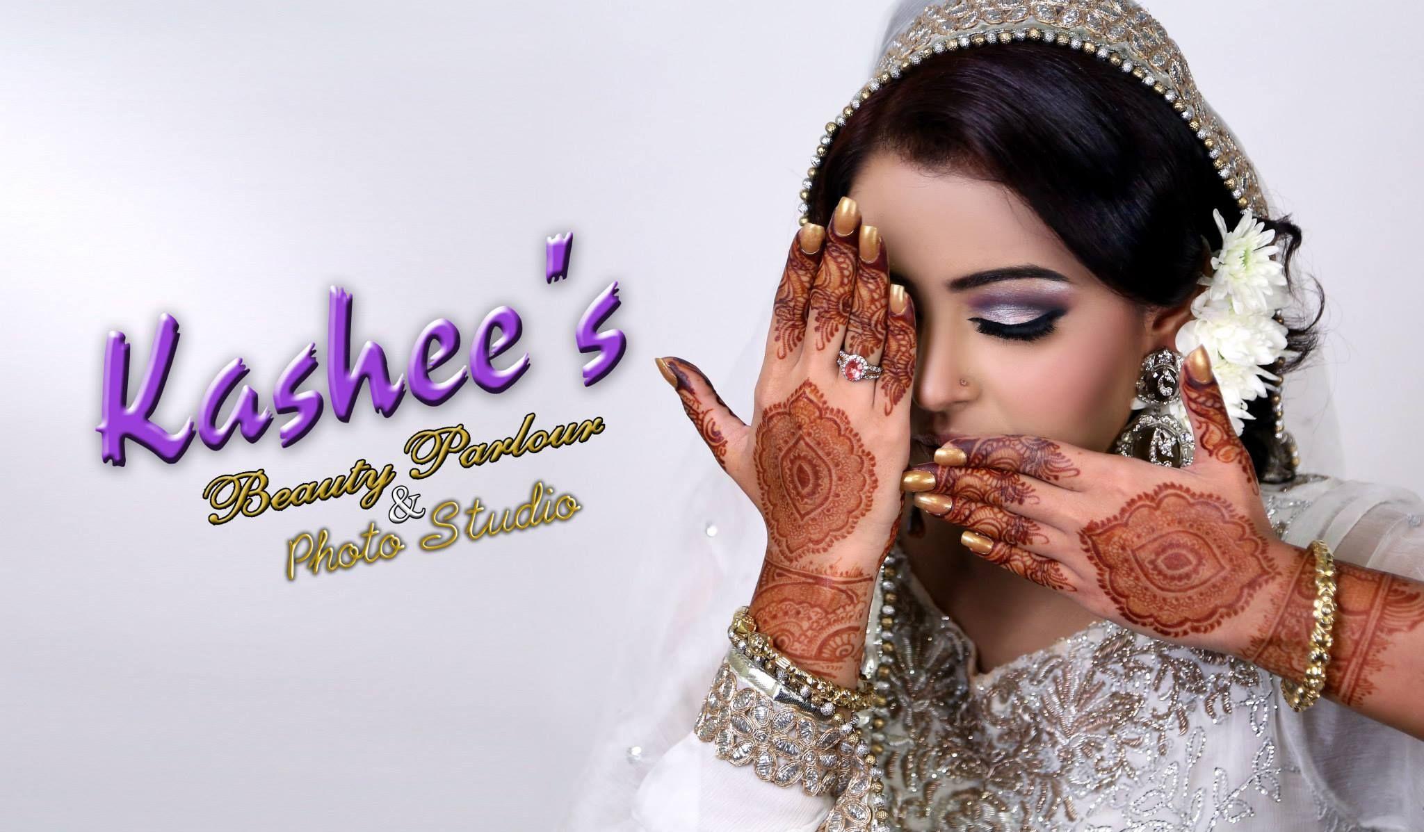 Kashee S Mehndi Makeup : Latest mehndi dresses and makeup