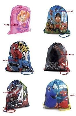 #Spiderman paw #patrol avengers star wars #finding dory pe gym sport swim bag ,  View more on the LINK: http://www.zeppy.io/product/gb/2/272357342738/