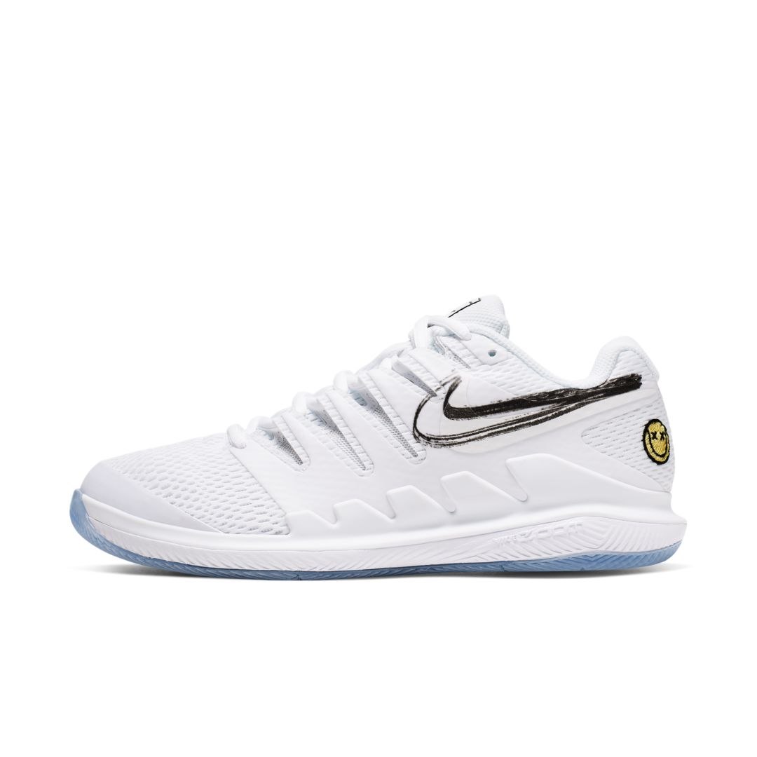 Nikecourt Air Zoom Vapor X Women S Hard Court Tennis Shoe Platform Tennis Shoes Nike Comfortable Shoes