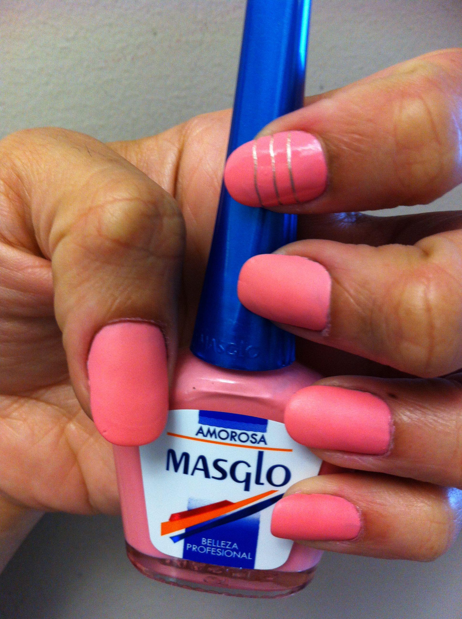 Amorosa con Masglo. Masglo Nails | Nails | Pinterest | Makeup