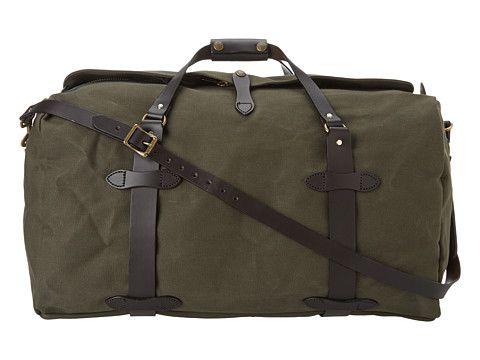 Filson Medium Duffle Bag Navy