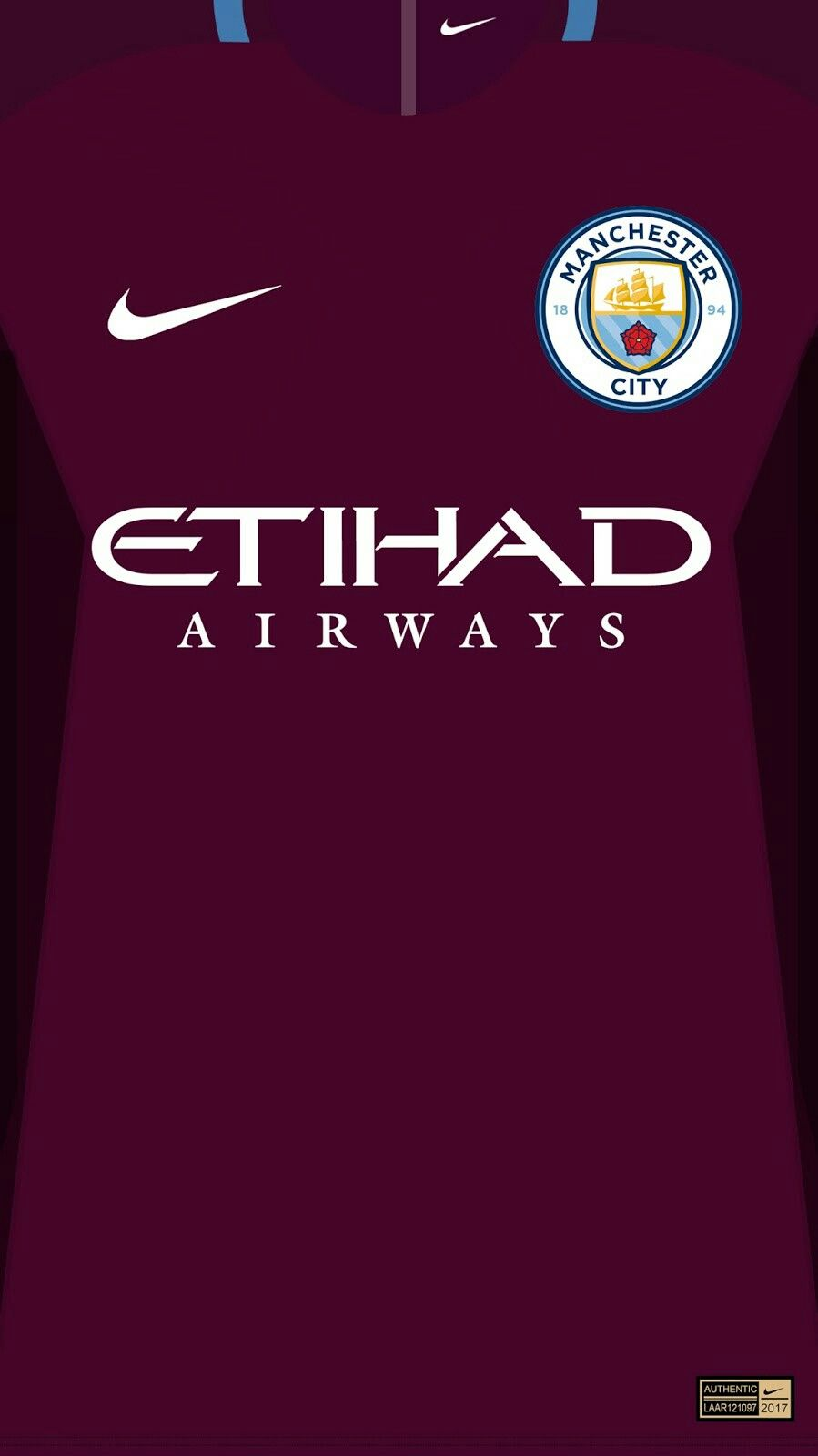 979051a278 Manchester City 17-18 kit away Camisetas De Futebol, Camisas Futebol,  Futebol Internacional