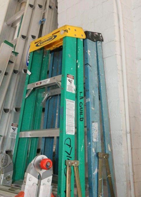 A Frame Extension And Convertible Ladders Including 6 12 A Frames Little Giant Ladder System Werner Fiberglass And Aluminum L Aluminium Ladder Little Giants Ladder