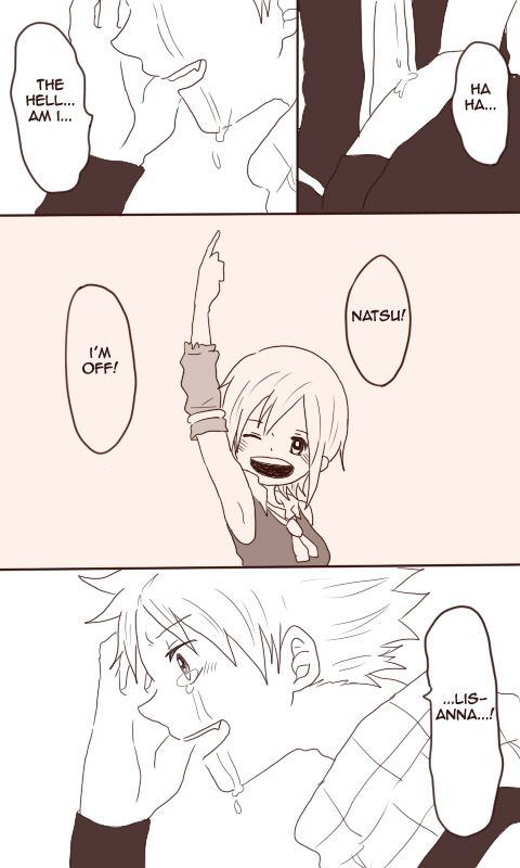 natsu x lisanna tumblr nali all the wayyy pinterest