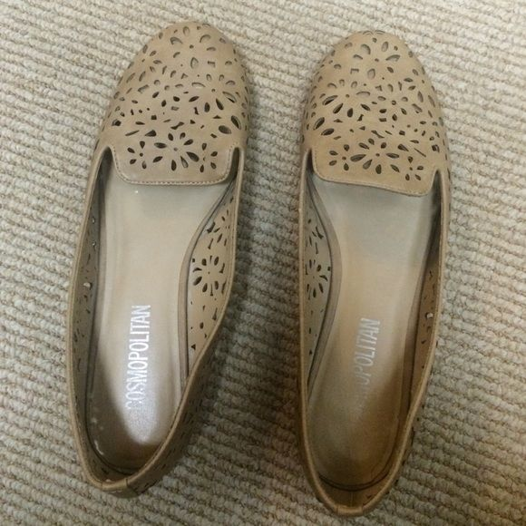 d944c94ee2d Cosmopolitan flats Bought these from JC Penny. Hardly worn. Very ...