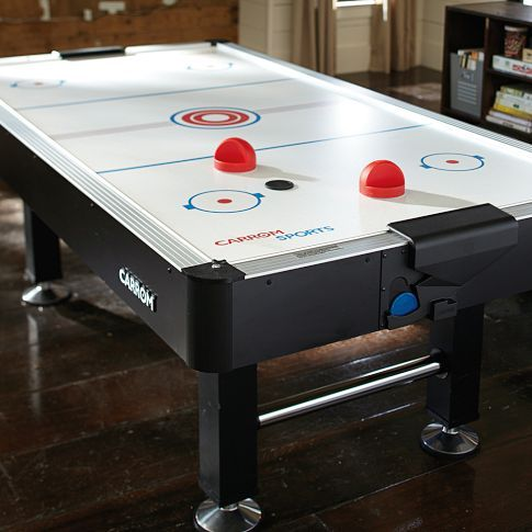 Hoping For A Pool Table/ Air Hockey Table