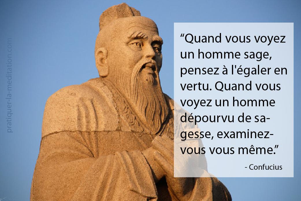 Citation du Confucius | Citations Sagesse | Pinterest | Frases et