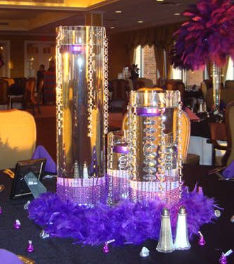 Floating Candle Centerpiece Rentals In Ny Nj Centerpiece Rentals