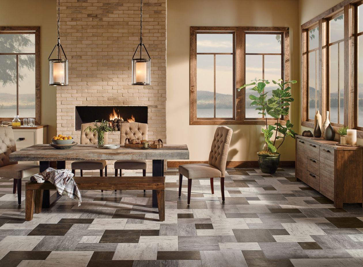 Learn more about Armstrong Grain Directions Antiqued