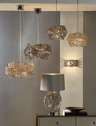 Venetian 5 Light Chandelier From The Next Uk Online