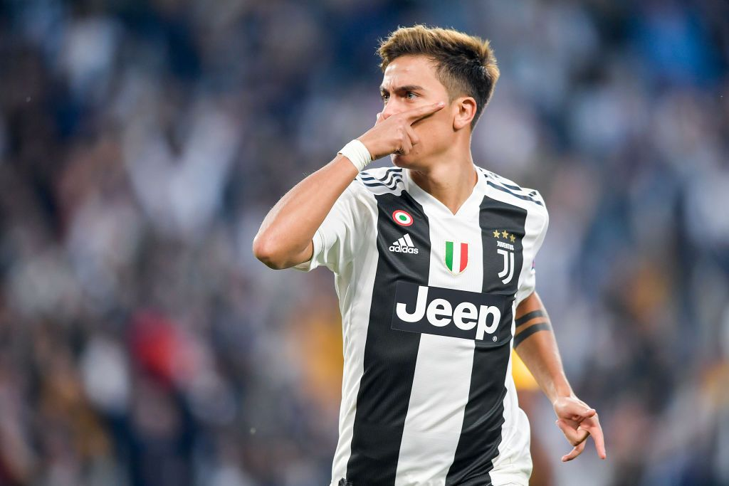Image result for Paulo Dybala 2018