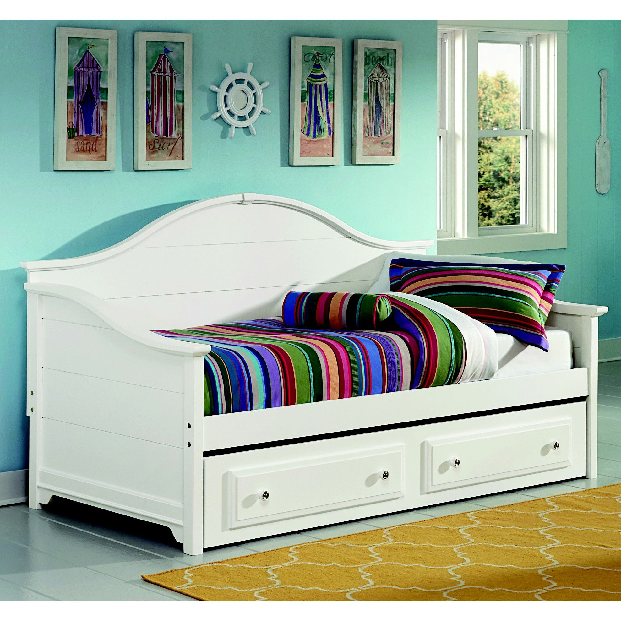 Virginia House Daybed with Trundle Daybed with trundle