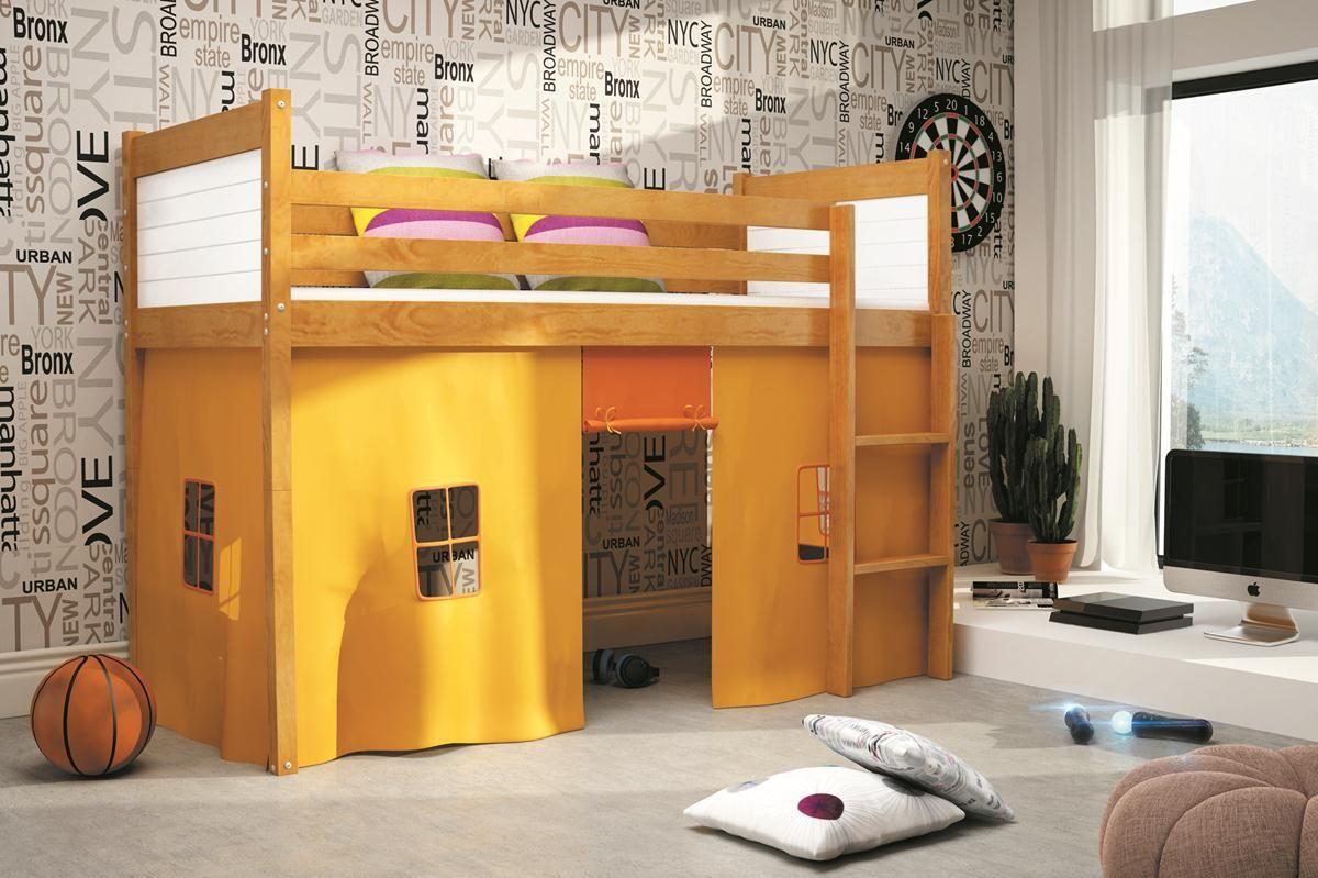 Etagenbett Nico : Etagenbett nico mit spielzelt #hochbett #kinder etagen und