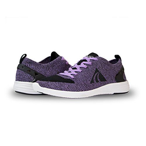 0a9ec2932 Alicia Womens Lightweight Knit Running Shoes Athletic Mesh Comfortable  Walking Shoes Great for Sports and Outdoor Activities     Click image for  more ...